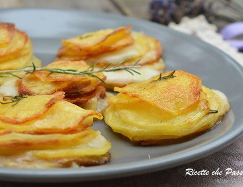 Millefoglie di Patate al Forno