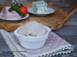 crema di prosciutto e gorgonzola