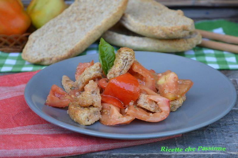 La Fresa con il Pomodoro ricetta calabrese