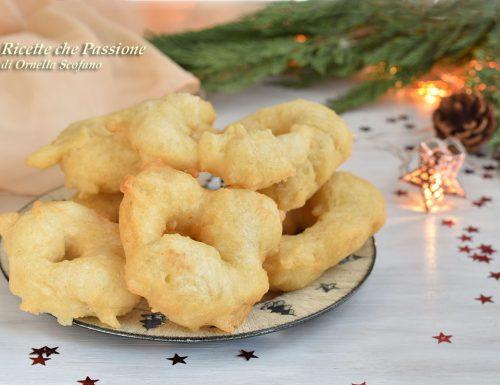 Crispedde con patate ricetta calabrese