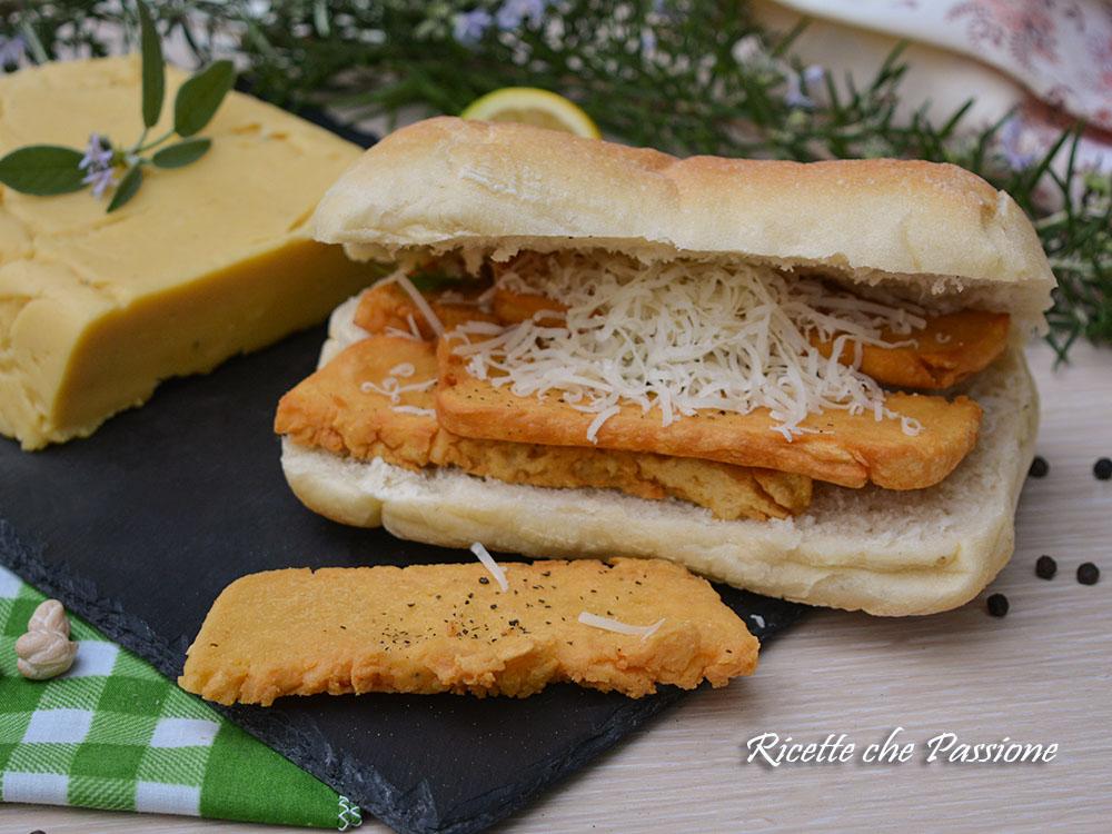 Pane e Panelle ricetta siciliana