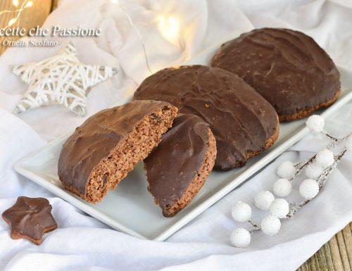 Susumelle al cioccolato dolci calabresi per  Natale