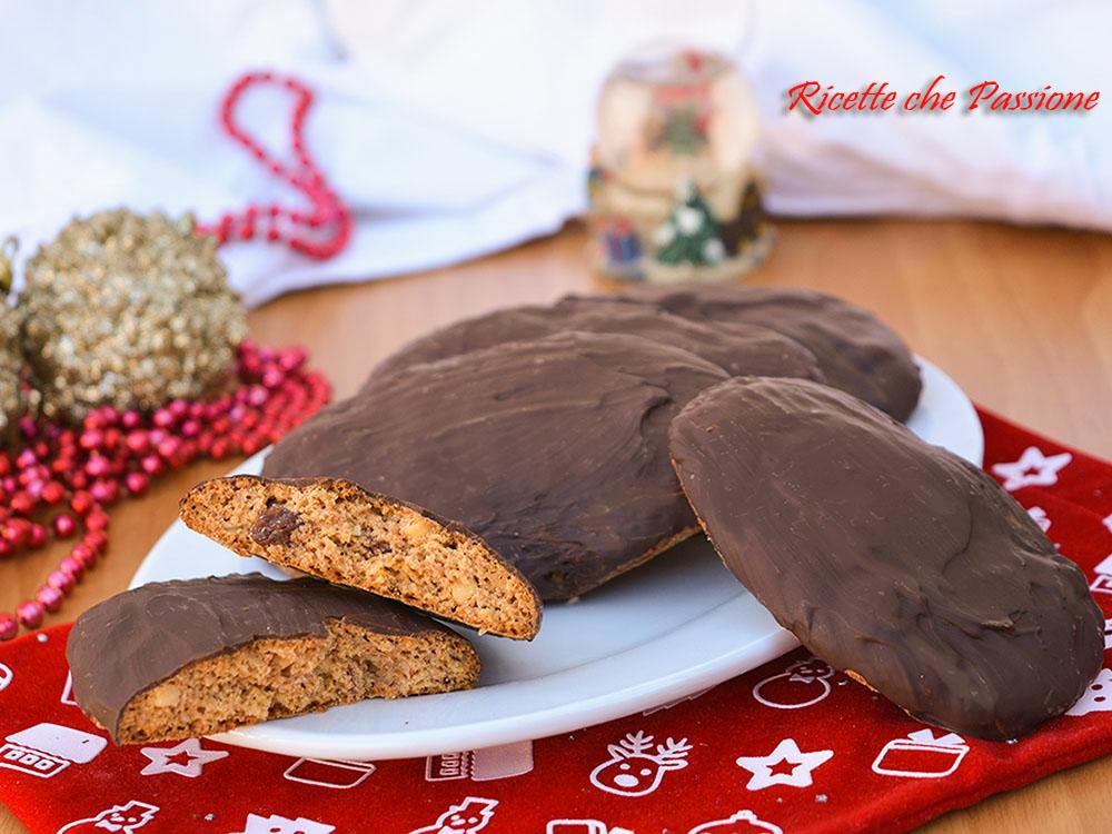Susumelle al Cioccolato dolci di Natale calabresi