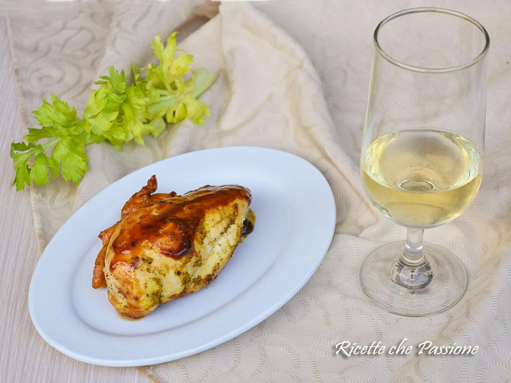 Petto di Pollo al Vino Bianco