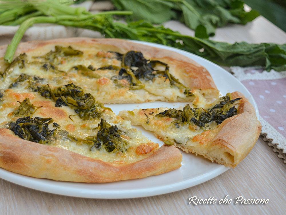 Pizza con Friarelli o cime di rape