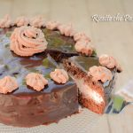 Torta al cioccolato Panna e Mascarpone