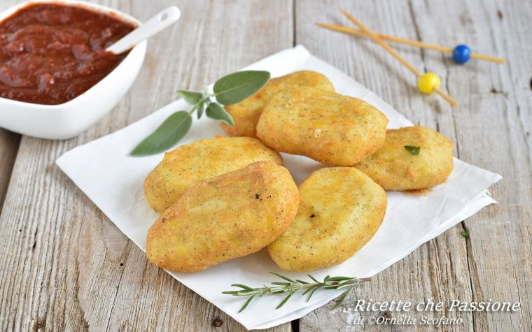Polpette di patate ricetta calabrese