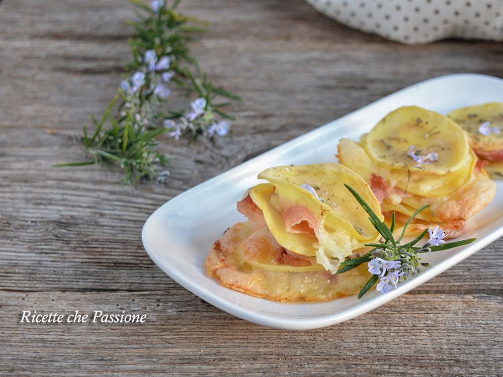 patate al prosciutto al forno