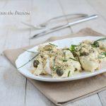 Pollo tonnato con olive - Pollo cotto nel sacchetto