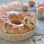 Casatiello napoletano di Pasqua