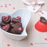 Cioccolatini cuore ripieni