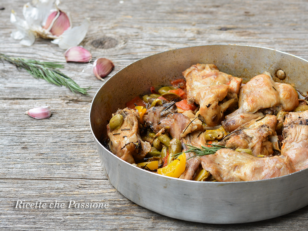 Coniglio alla ligure: la ricetta originale con le olive ...