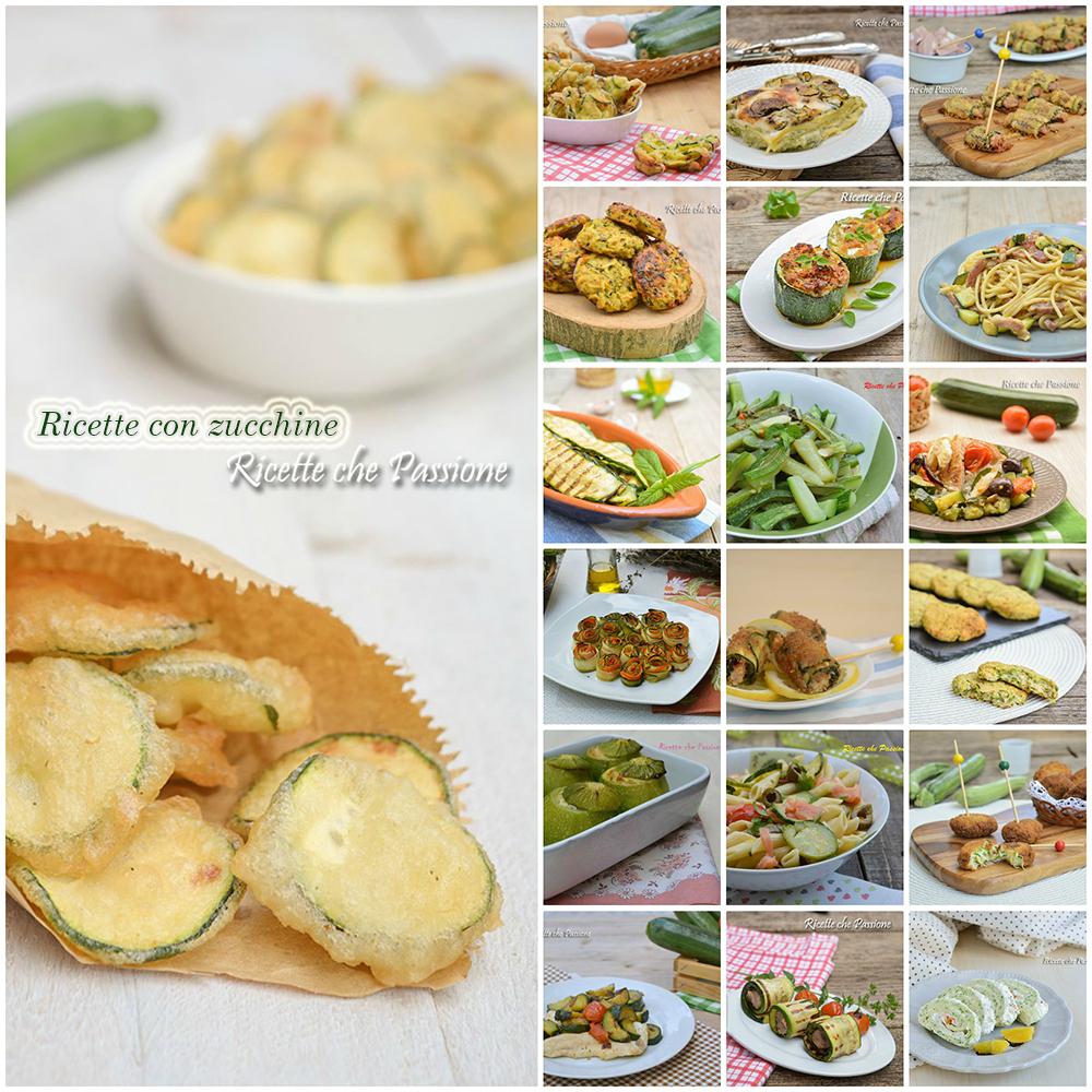 Ricette Zucchine Giallo Zafferano.Ricette Con Zucchine Piatti Facili E Veloci Con Zucchine Ricette Che Passione