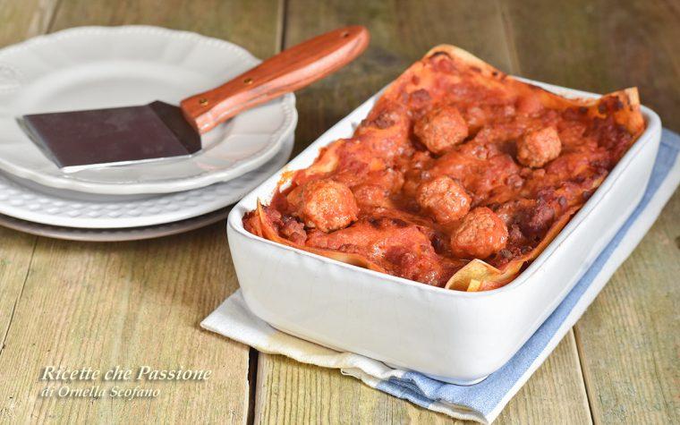 Lasagne alla calabrese – sagne chine
