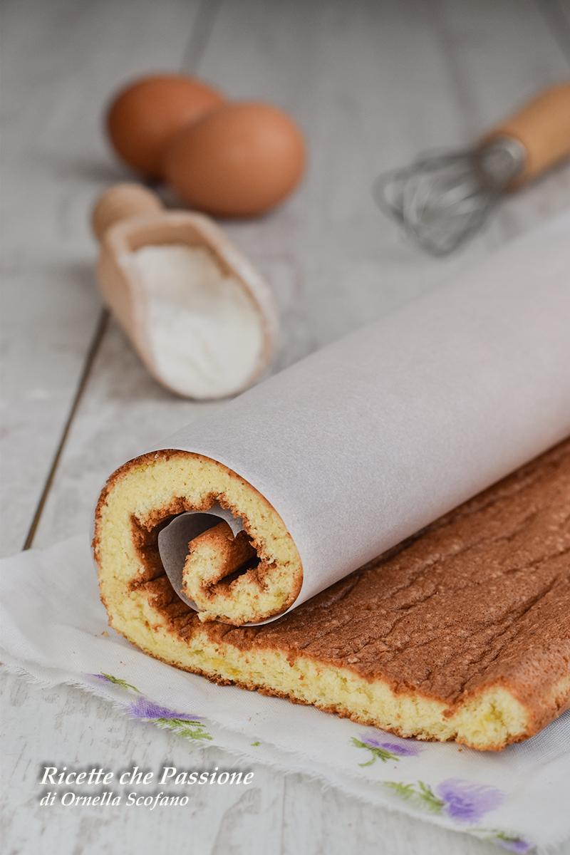 pasta biscotto alla vaniglia