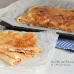 Pizza parigina - Tradizionale e Veloce