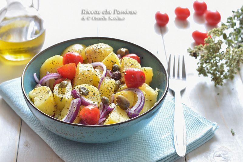 Insalata pantesca – Ricetta siciliana