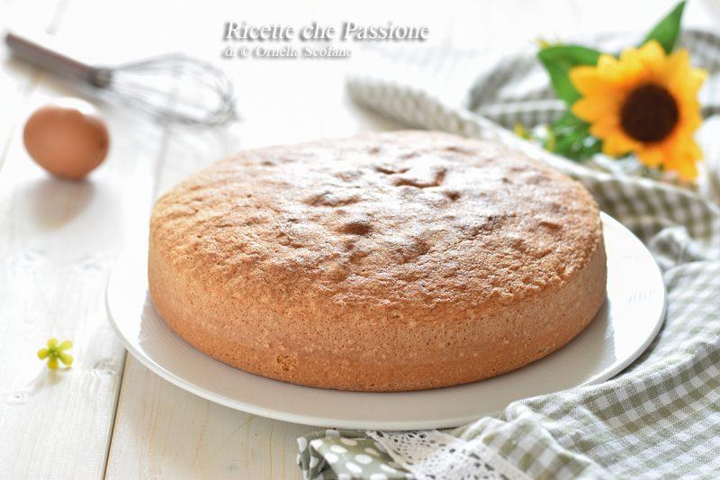 Pan di spagna senza lievito – I segreti per farlo perfetto
