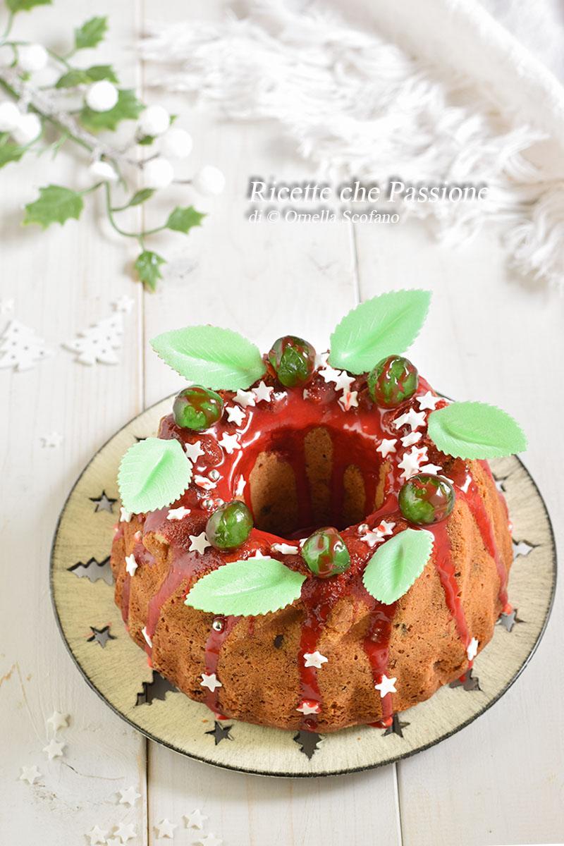 torta al miele di Natale