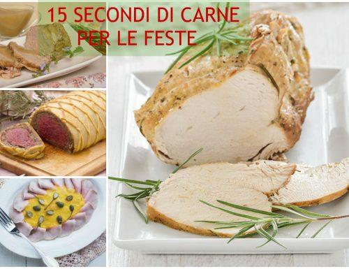 Secondi di carne per le feste