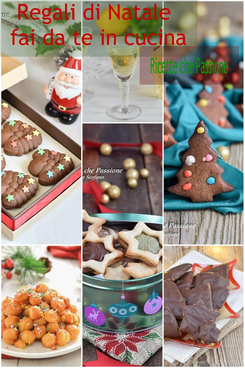Regali di Natale Fai da te in Cucina - Ricette che Passione