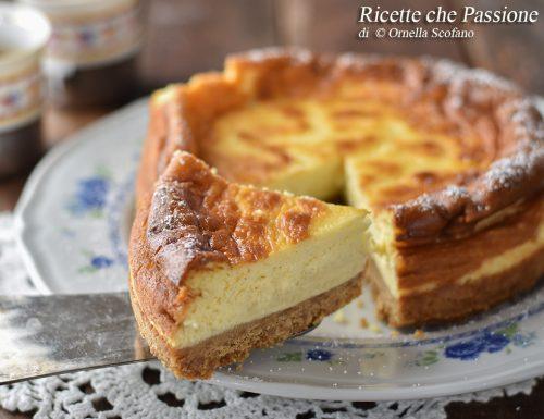 New York Cheesecake – Ricetta originale