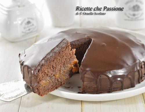 Torta Sacher (ricetta furba) senza burro