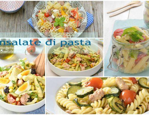 Insalate di pasta fredda-10 ricette da provare