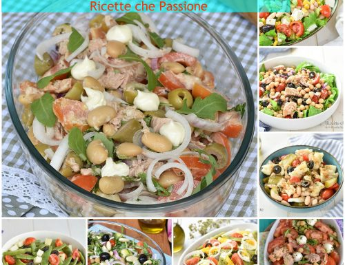 Insalate estive di legumi – Tante ricette sfiziose
