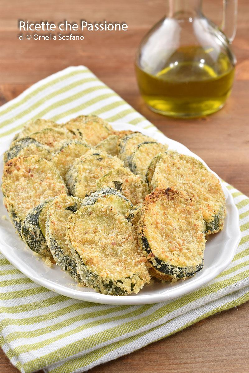 zucchine gratinate ricetta saporita