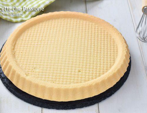 Finta crostata morbida – leggera senza grassi