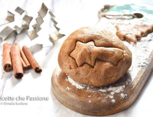 PASTA FROLLA ALLA CANNELLA per Biscotti e Crostate