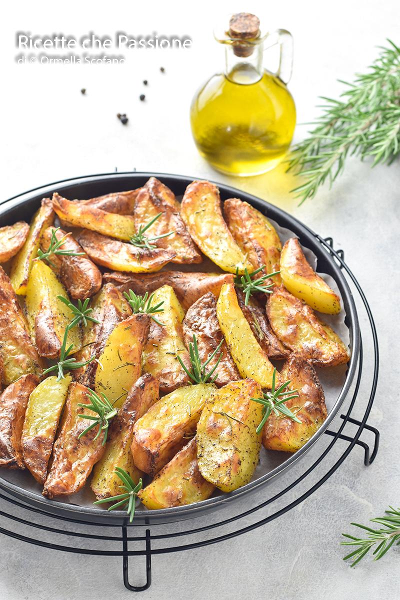 patate al forno ricetta perfetta