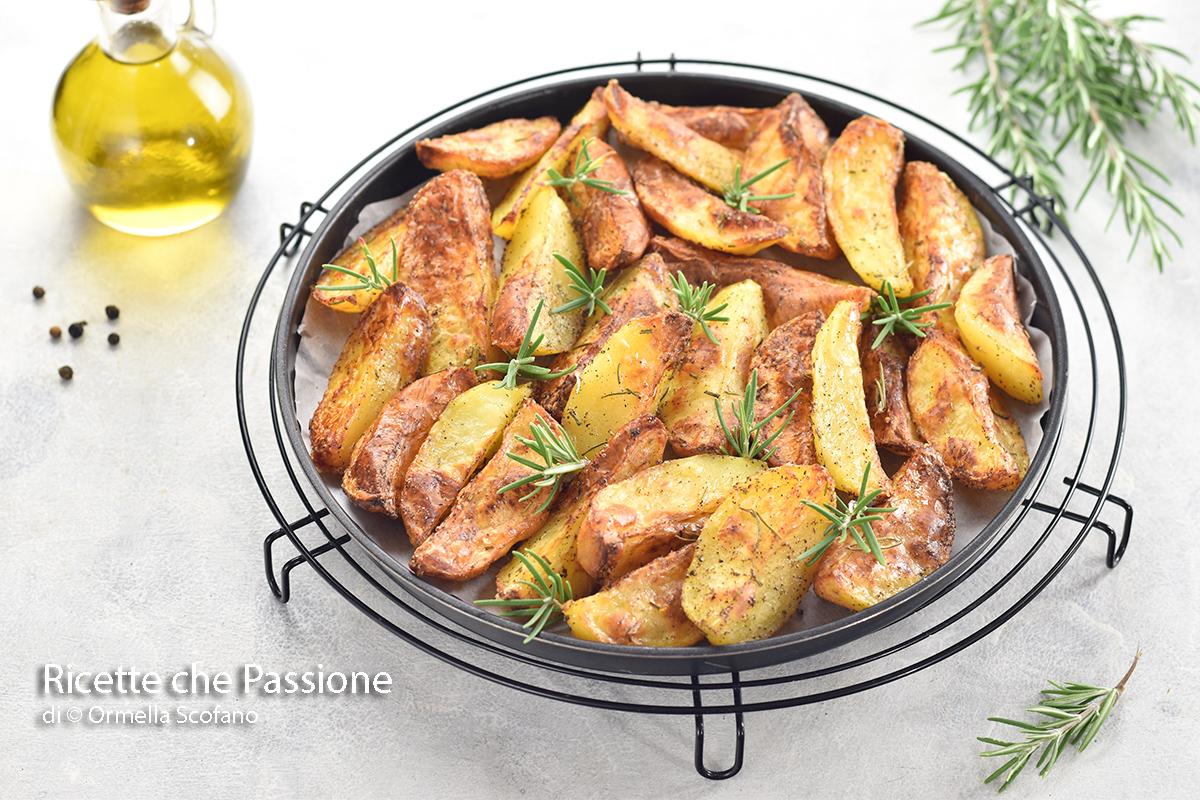 patate al forno ricetta perfetta il trucco dello chef