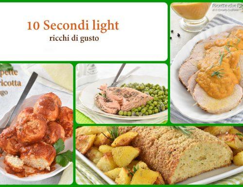 10 Secondi Light – piatti leggeri e gustosi