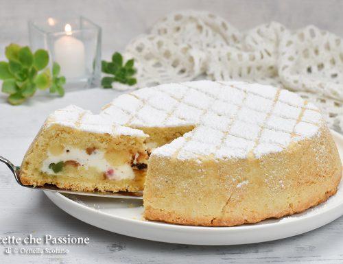 Cassata al forno ricetta siciliana