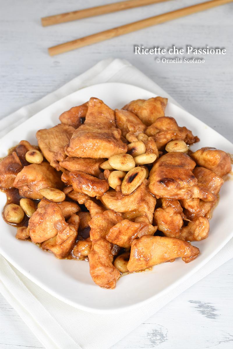 ricetta con petto di pollo sfiziosa e veloce
