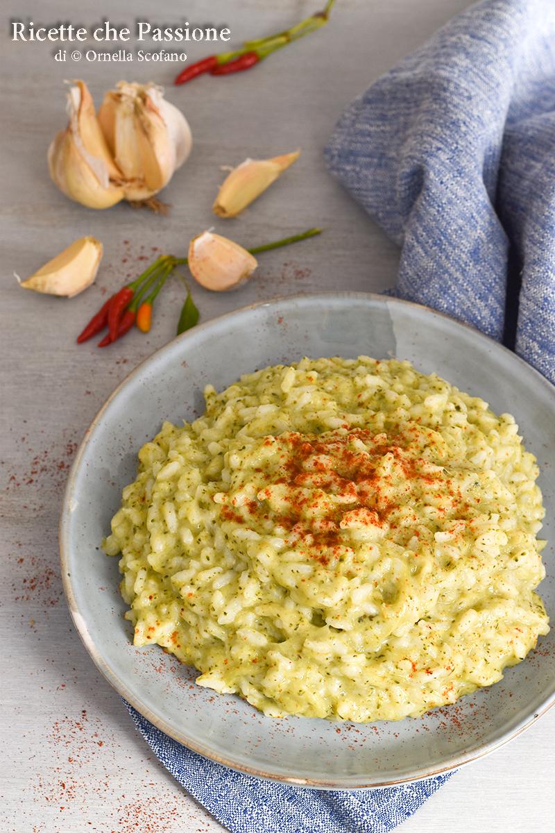 risotto con broccoli la ricetta perfetta