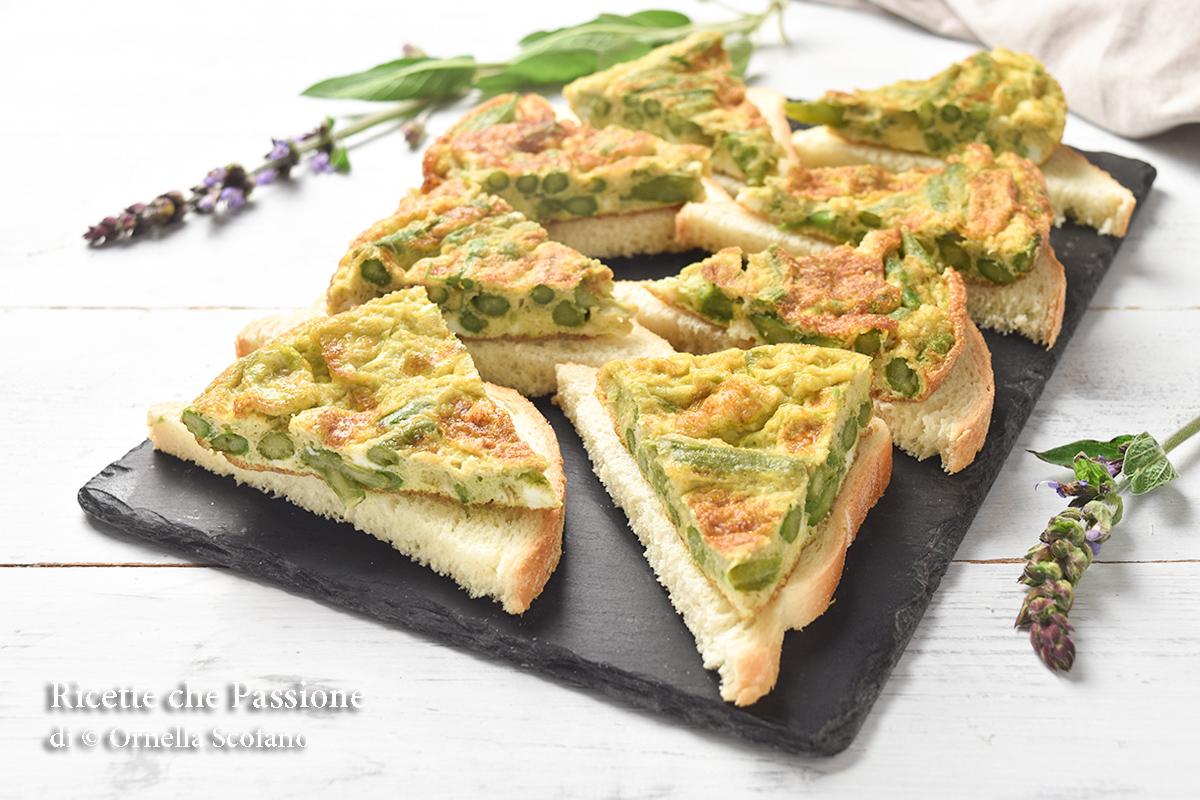 frittata di asparagi ricetta gustosa
