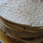 Piadine light all'olio extravergine di oliva