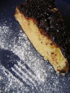 Torta ASI arancia e cioccolato