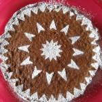 Torta di noci e cioccolato di Pellegrino Artusi