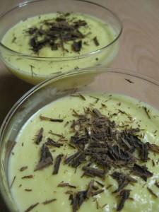 Crema ASI alla vaniglia con cioccolato Venchi