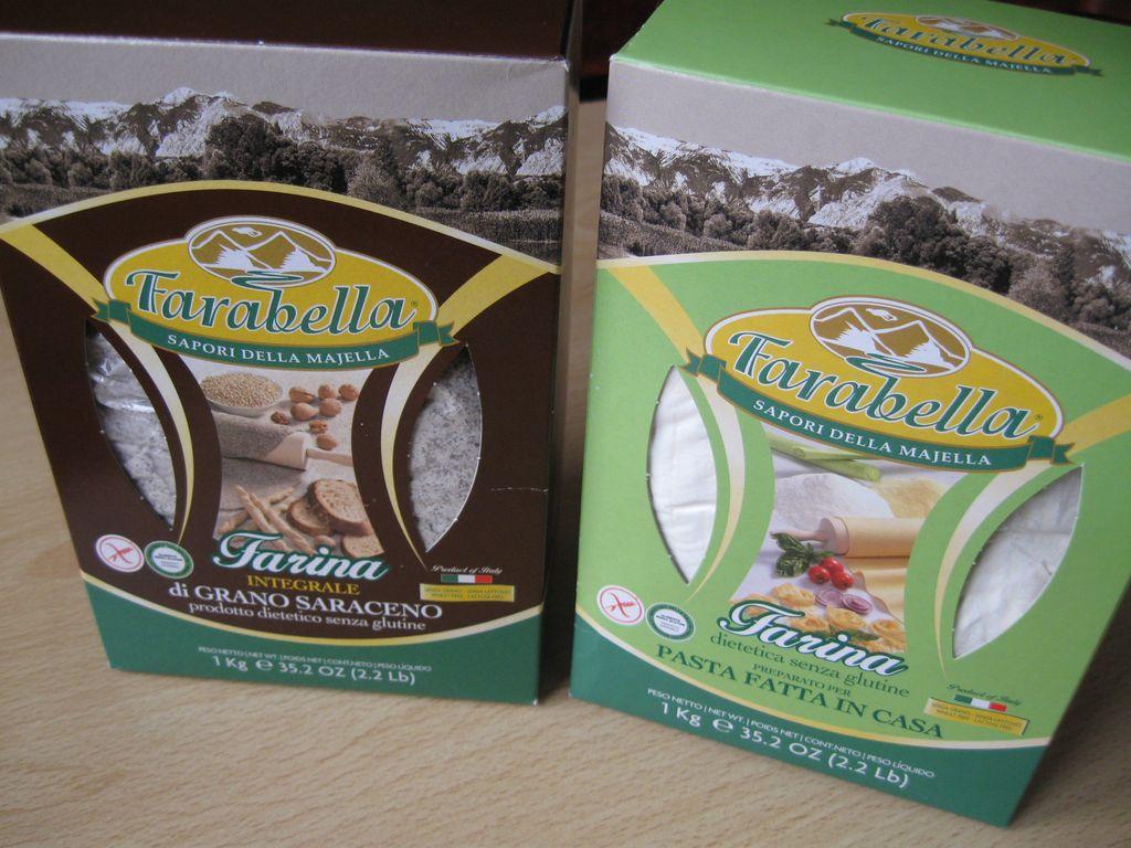 Farine Senza Glutine Farabella Di BioAlimenta #847A47 1024 768 Cucina Mediterranea Senza Glutine Pdf