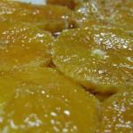 Arance condite con aceto balsamico di Modena
