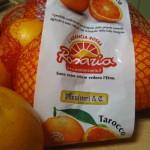 Arance tarocco Rosaria