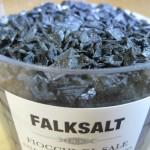 Fiocchi di sale nero di Cipro Falksalt