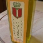 Olio extravergine alle arance bio di Marina Colonna