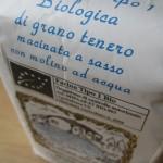 Farina tipo 1 Molino Ronci, semintegrale di grano tenero italiano biologico macinato a pietra