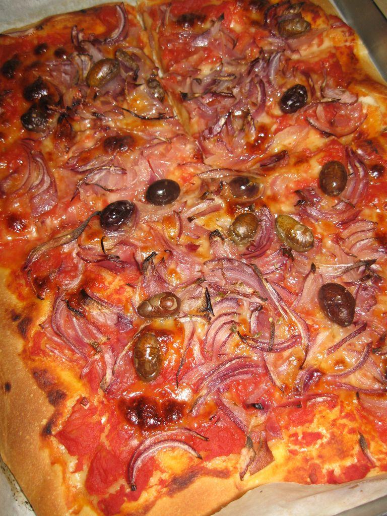 Fettuccine Alle Cipolle Recipes — Dishmaps